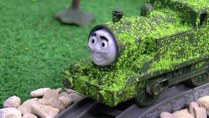 how to make tom moss train